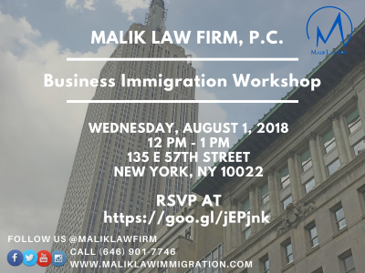 Immigration Lawyer in New York City